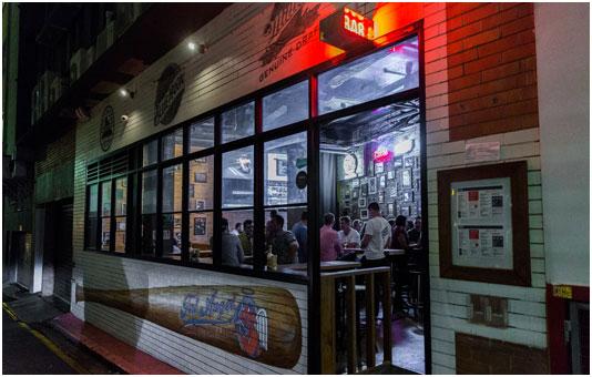 Brisbane Bar
