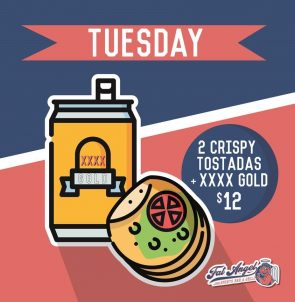 Tuesday Food Promotion